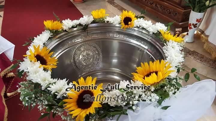 Botez Floarea Soarelui Constanta Decoratiuni Nunta Botez
